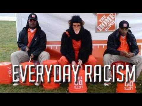 Everyday Racism: Monkey Business