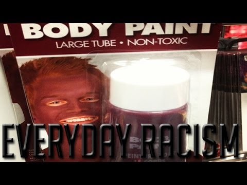 Everyday Racism: More Blackface Costumes