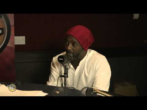Idris Elba Addresses Baby Rumors + talks Mandela Movie