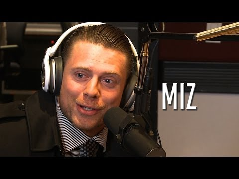 Miz talks about being hazed in WWE
