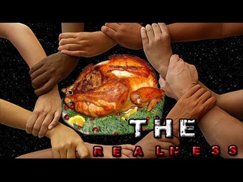 THE REALNESS: Thanksgiving Is The Best Holiday!!