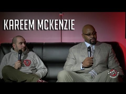 Kareem McKenzie drops by and discusses  Richie Incognito + Giants issues!