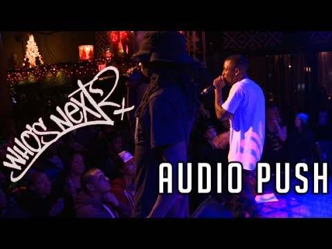HOT 97'S WHO'S NEXT Presents: AUDIO PUSH