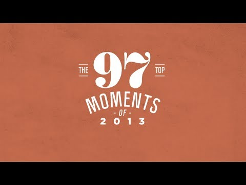 Top 97 Hip Hop Moments of 2013 - Episode 1