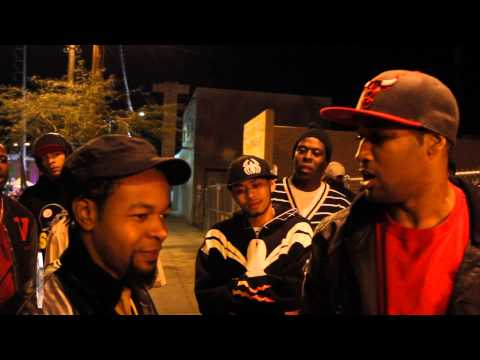 AHAT Street Battle | Illruminati vs A22