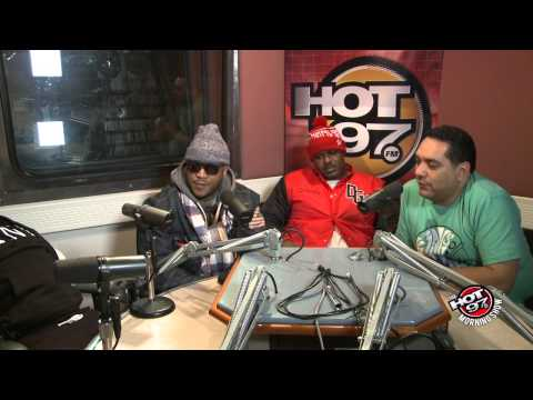 The Lox talk Trinity EP & who's to blame in NYC !!