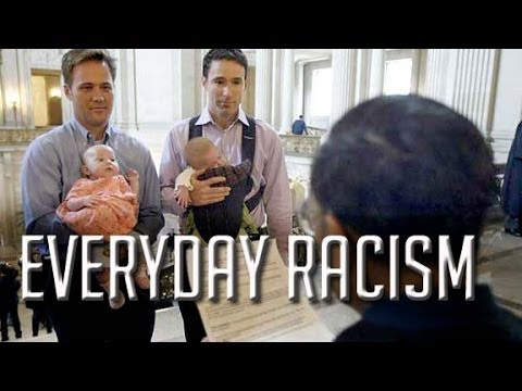 Everyday Racism: Love is Love