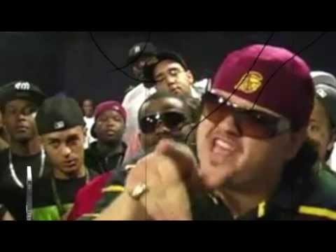 Interstate Fatz vs Donnie Menace: AHAT rap battle (full battle)
