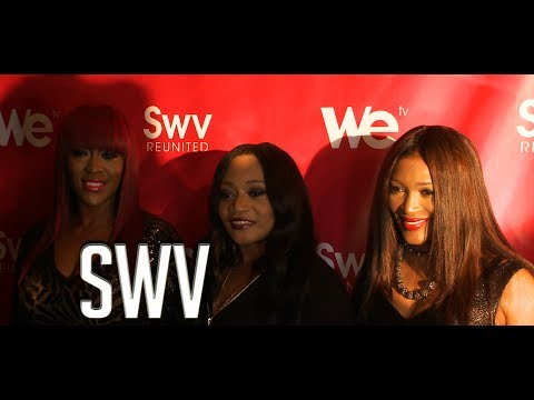 SWV talks about their new show, new music and butt lifts?!