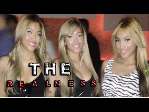 THE REALNESS:Rosenberg Meets Triplets!(But Doesnt Talk To Them)