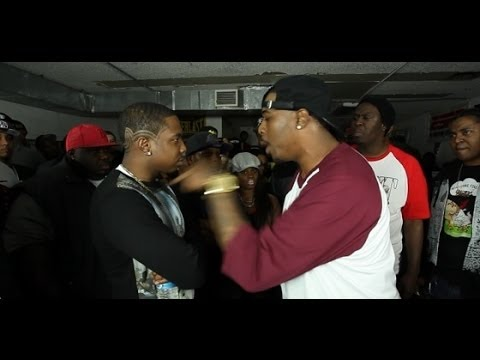 AHAT | Rap Battle | Juice vs Young B | Los Angeles vs Moreno Valley