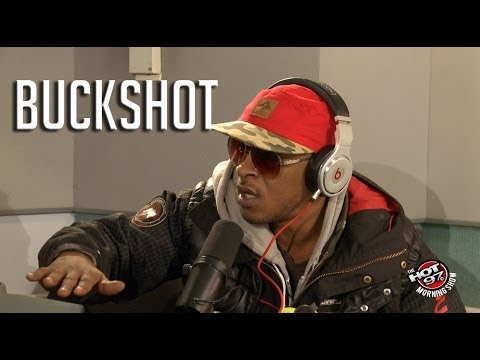 Buckshot & Old Man Ebro go to war -- HipHop's minors & majors argument