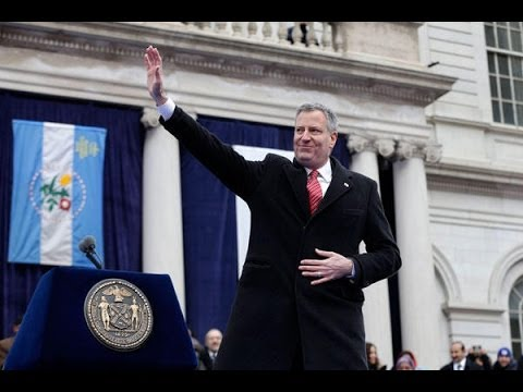 Mayor de Blasio on Stop & Frisk, Pedestrian Deaths, Weed Laws, and a Super Bowl Pick!