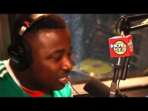TROY AVE freestyle on