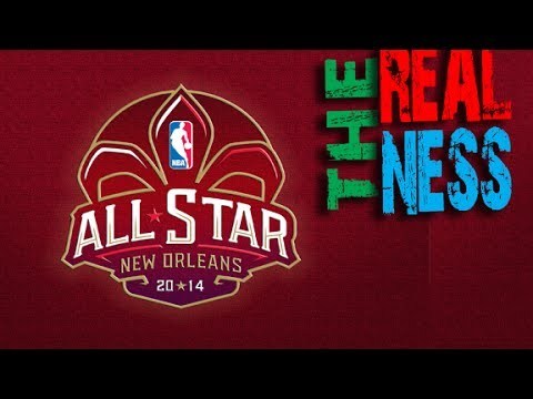 THE REALNESS:An Easy Way To See If You Should At All-Star Weekend