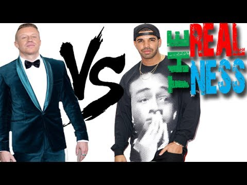 THE REALNESS:A Drake And Macklemore Beef??